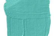 Teal: favorite color ever / by KP