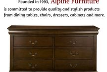 Alpine Furniture / Search Best Priced Furniture for more Alpine Furn products.  https://www.bestpricedfurniture.com/store/p/5496-West-Haven-Dresser.html