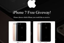 iPhone 7 Free Giveway!