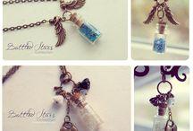 Bottle Necklaces