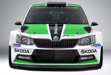 "The New ŠKODA Fabia R5 / We are delighted that the International Automobile Federation, the FIA, homologated our new ŠKODA Fabia R 5. Now we want to see how competitive our new rally car is,"" said ŠKODA Motorsport Director Michal Hrabánek."