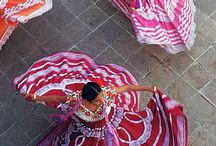Mexican Magic / Mexico has special colors, cuisine and extraordinary people! My next novel takes place here.