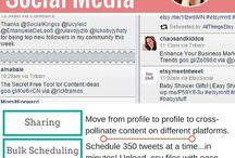 Social Media Marketing / by Kenny Schank