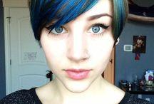 Hair / I want my hair like this..