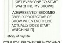 Life as a fangirl