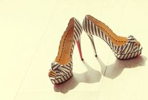 For the love of SHOES / I love every kind of shoe. Heels, pumps, platforms, flats, I love them all. / by Jill Smith