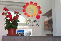 Refresh Media Transilvania / Epicentrul ideilor buuune