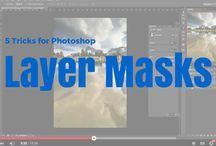 5 PHOTOSHOP LAYER MASK TRICKS