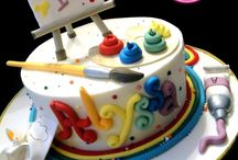 Art and Craft Themed Birthday Party Ideas