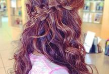perfect hair..