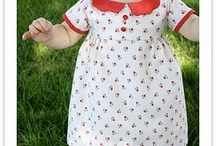 To Sew for Girls - blouses & dresses / by Kimberly Alberta