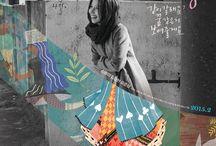 photography ilustration mix
