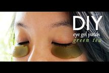 DIY eye care