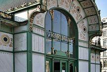 Jugendstil / Art Nouveau