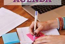 Agenda/Planificar