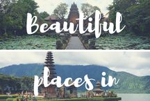 Bali / This board includes where to stay, what to eat, and what to do in Bali.