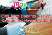 Latest News and Update - MCA, SEBI and RBI