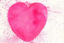 Hearts for Arts / Pictures of hearts I have seen that I like.