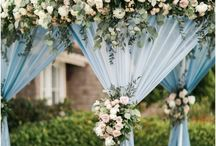 Ceremony Decor Inspiration / Wedding ceremony decor ideas for St. Augustine venues.