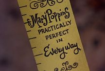 Practically Perfect in Every Way: Mary Poppins / A Disney favorite forever & always!