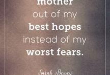 Motherhood / All Things Mom