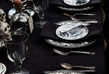 | HOLIDAY TABLESCAPES |