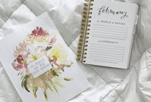 Scripture Printables / Etsy shop affordable watercolor scripture printables from areminisce https://www.etsy.com/shop/areminisce?ref=hdr_shop_menu