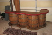 bar din lemn moise