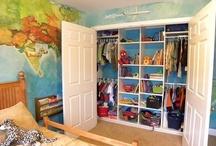Closet Organization / by Kristin Smith