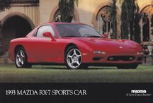 Mazda Car Advertising Postcards / This board shows all the postcards I have been able to find over the course of the past years for my personal collection. Some are for sale or available to trade against other postcards. The cards below are all A5-size (21,5 x 15 cm) unless noted otherwise.