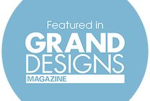 Us in Grand Designs Magazine / Simplicity Timber Solutions in the press