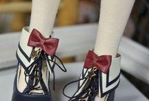 cuki cipők, ruhák