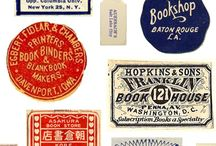 Book Trade Labels