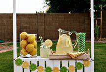 Lemonade Stalls