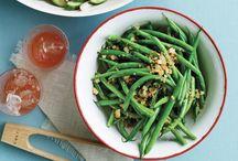Garden veges - beans