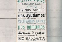 Frases para pared