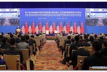 北京、2016年6月6日(新華社) – 米中戦略・経済対話の8ラウンドや人材交流に米中ハイレベル協議