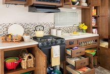 cuisine / ambiances et idées pour l'aménagement d'une cuisine familiale