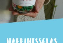 Happinessglas | Eine Glücksaktion in Berlin