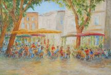 Daedalus paintings of Provence / Jacqueline Carcagno