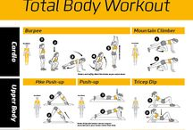 Exercices de total body