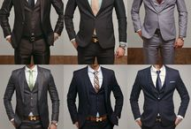 Men's Styles / by BrokenButterfly