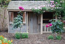 garden / by Brittany Hart