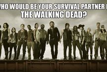 THE walking dead / Love this serie