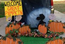 trunk or treat decorating ideas for cars