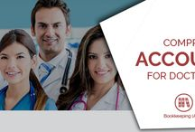 Healthcare Accounting & Bookkeeping Services / We offer accounting, bookkeeping, tax preparation & financial reporting services to doctors & healthcare practices across the globe. Call us at +1 646-688-2821.