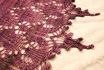 Boo Knits! Lovely lace shawl patterns