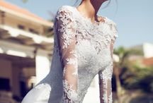 Little White Dress / Dresses for reception and walk throughs / by WeddingDresses.com