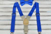 ring bearer ties