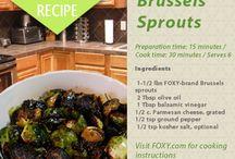 Recipes  / Healthy Recipes with Foxy Produce